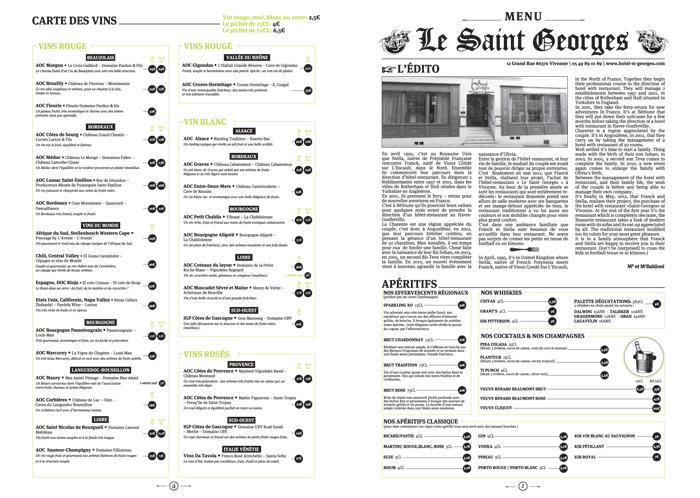 LE SAINT-GEORGES